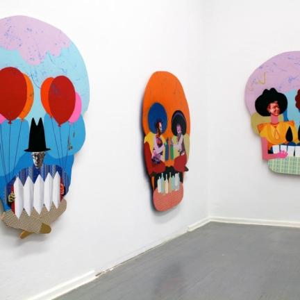 Various & Gould: Duality V, Duality II, Duality IV @ Kunstraum Kreuzberg / Bethanien, Berlin 2012