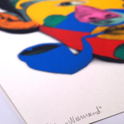 Various & Gould: Niemand (Detail)