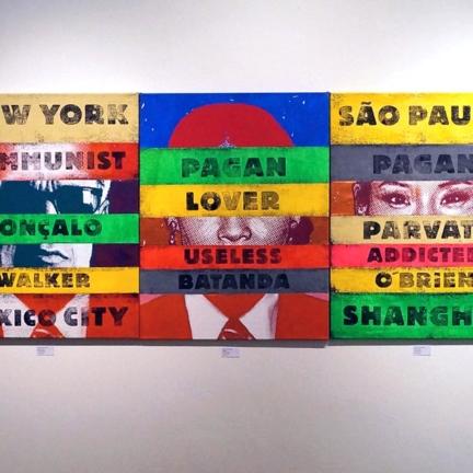 Various & Gould: Identikits @ 30works Galerie, Köln 2014