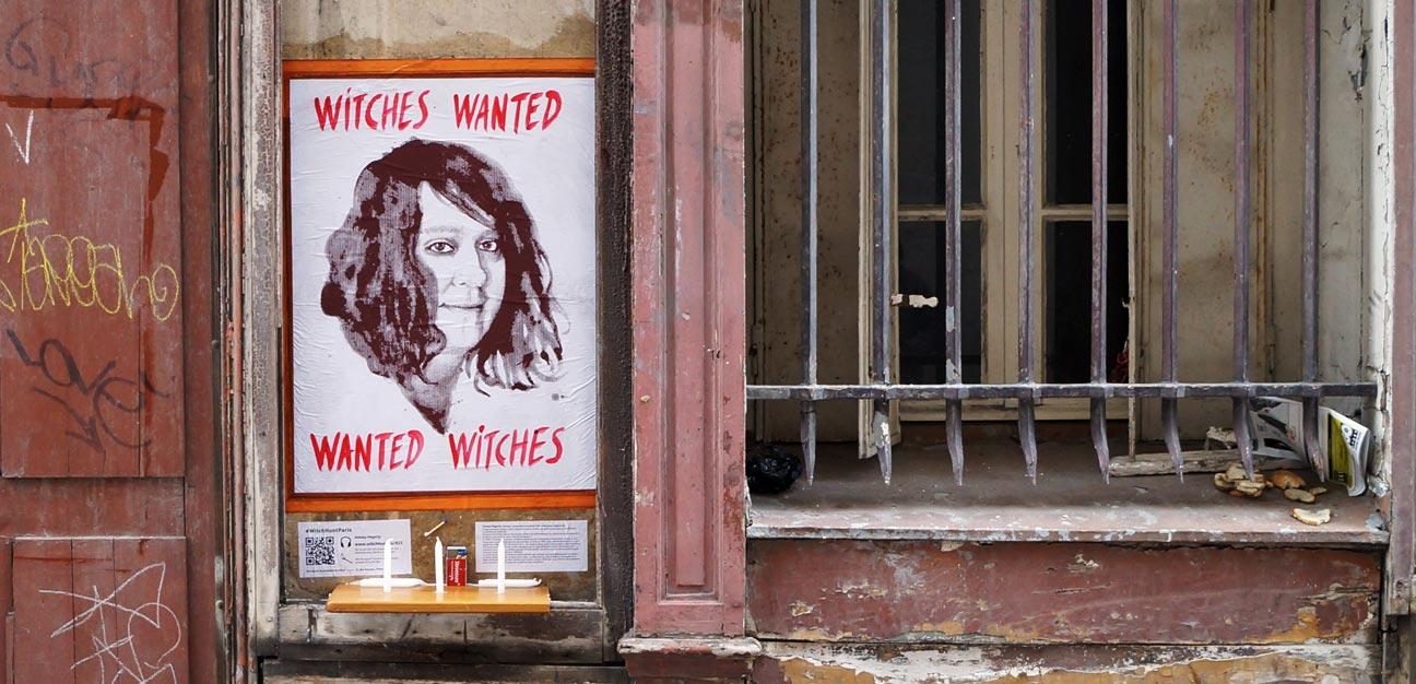 #WitchHuntParis –