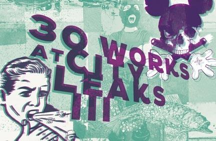 30works @ CityLeaks III, Köln