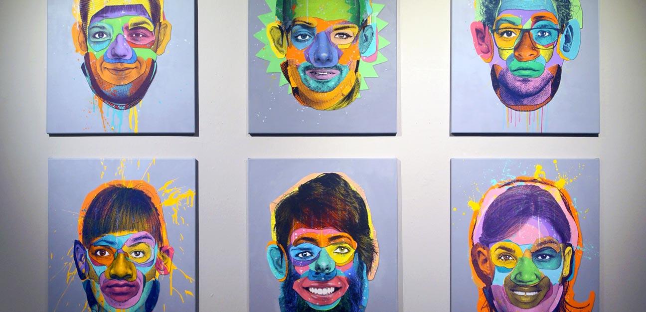 @ 30works Galerie, Köln 2015