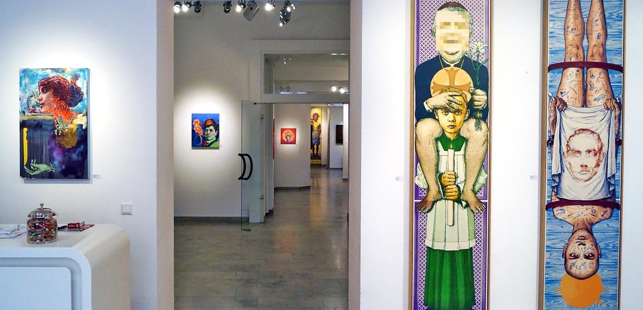 @ 30works Galerie, Köln 2014
