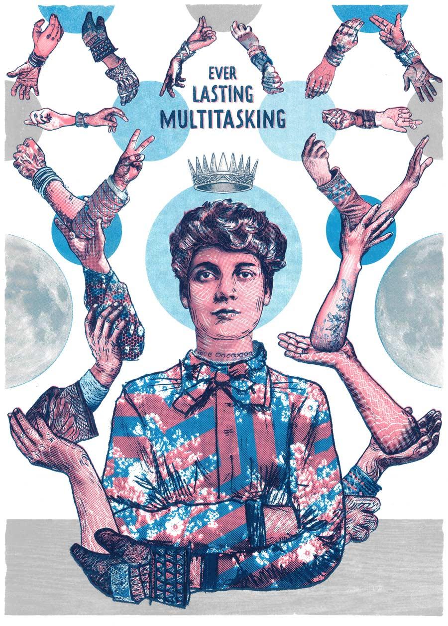 Various & Gould: Everlasting Multitasking