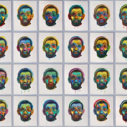 Various & Gould: Face Time (Mural Edition)