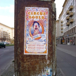 Berlin 2008, Gould