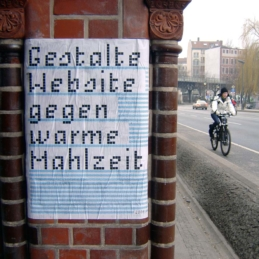 Berlin 2009, Lisa von Billerbeck + Gould