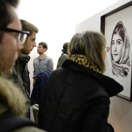 @ Open Walls Galerie, Berlin 2013 (Video-Still: Just / 1just.de)