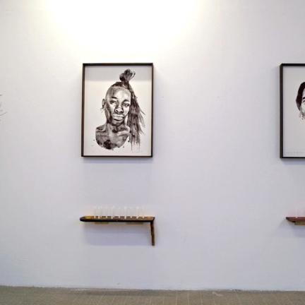 Various & Gould: Le1f, Aung San Suu Kyi @ Open Walls Gallery, Berlin 2013