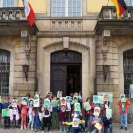 GrenzenWorkshop – DFJW (Deutsch-Französisches Jugendwerk), Berlin 2015