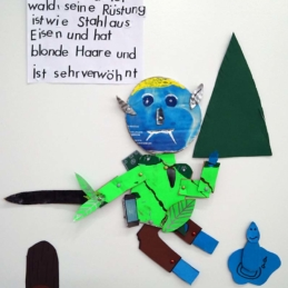 Kunstherbst für Kids @ Martin-Gropius-Bau, Berlin 2013