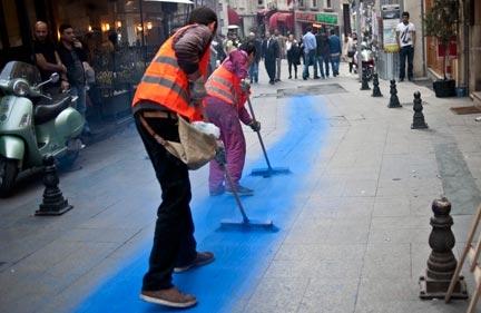 Zu Gast Arbeit, Istanbul