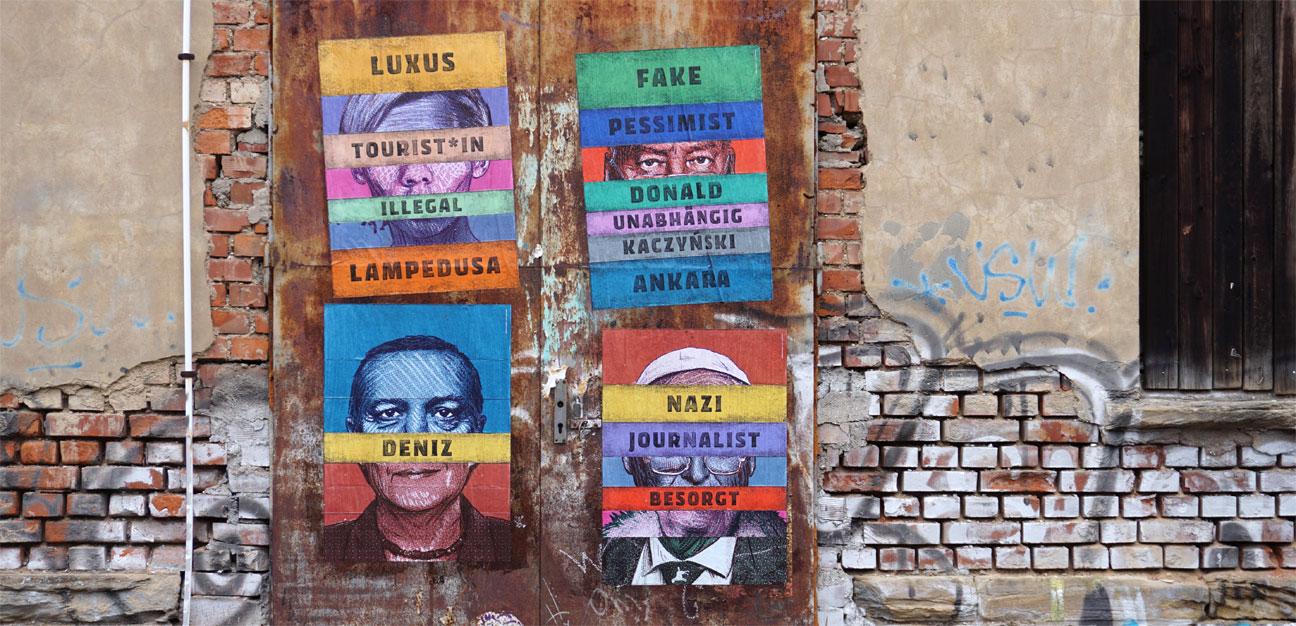 Identikit, Leipzig 2018